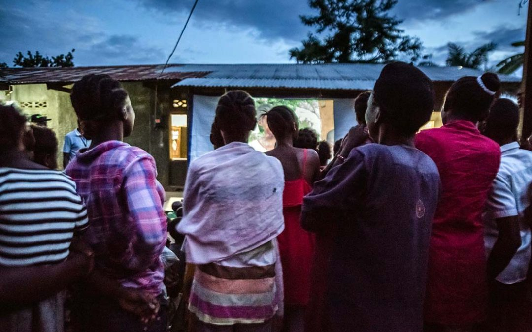 Girl Rising is now showing in four provinces in DR Congo