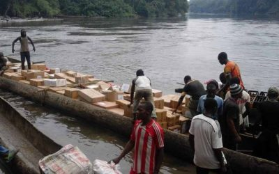 A Long, Winding Road: ASSP Overcomes Challenges To Deliver Medicine In DR Congo