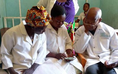 Safe Delivery App Helps Health Workers Respond To Emergencies In DR Congo