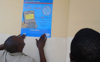 A Hotline In DR Congo Connects People With The Ministry Of Health