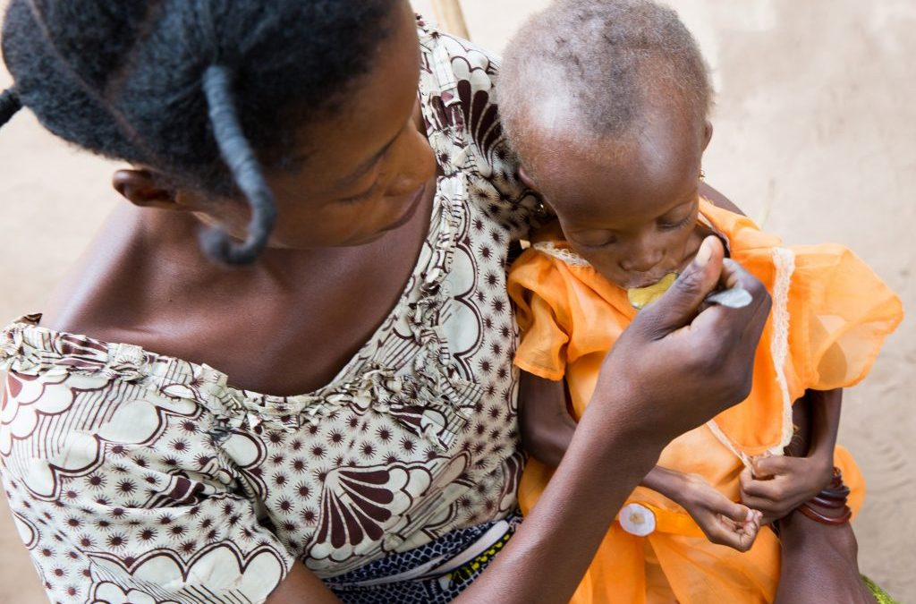 Combatting Malnutrition in DRC: A Nutrition Success Story