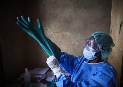 Ebola Phase 1