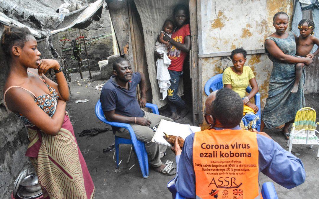COVID-19 Response in DRC